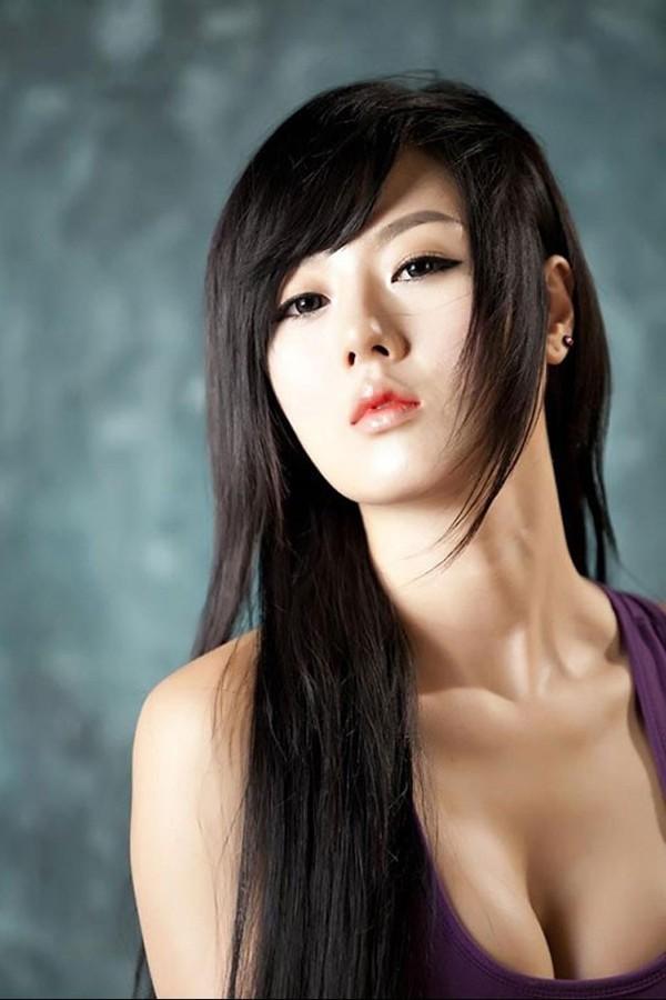 韩国车模黄美姬11