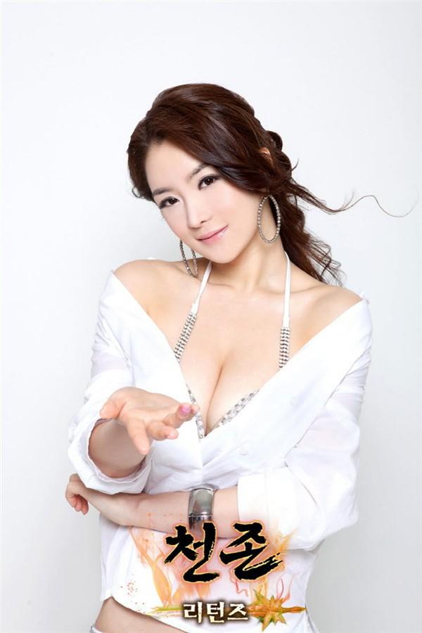 韩国车模林智慧20