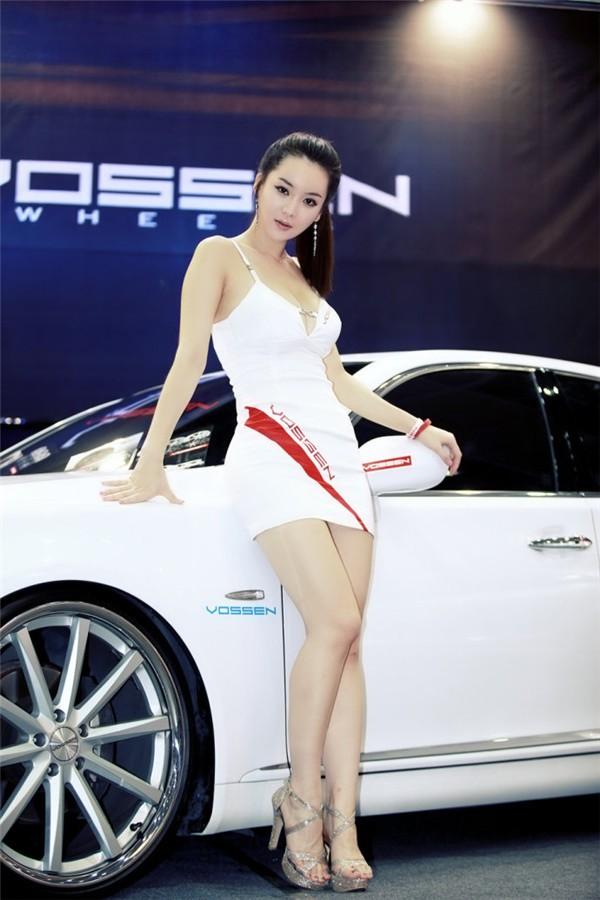 韩国车模林智慧11