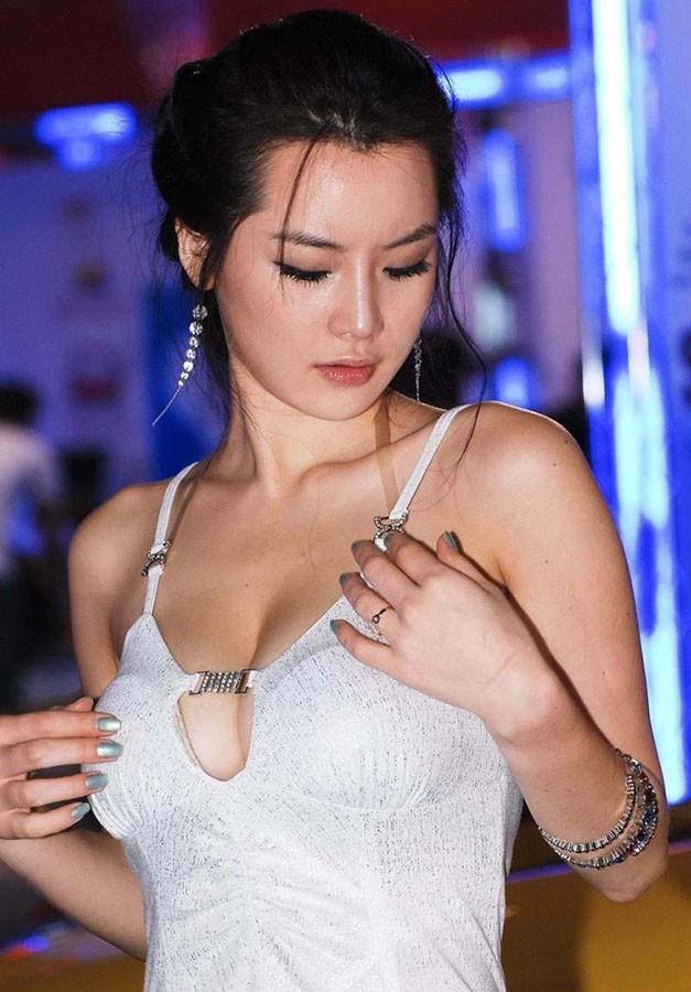 韩国车模林智慧05
