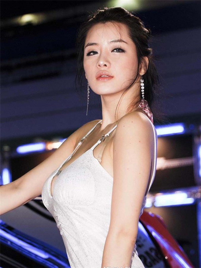 韩国车模林智慧12