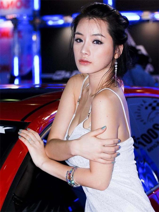 韩国车模林智慧17