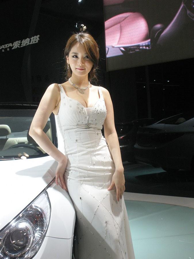 韩国车模林智慧06