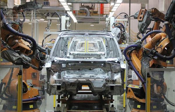 上海大众汽车展现完善自主开发体系