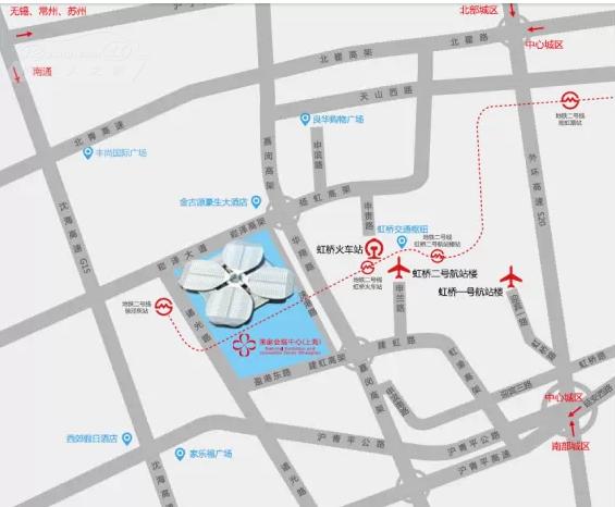 2015上海车展不得错过的美食地图